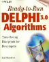 Ready-to-Run Delphi Algorithms