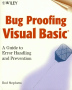 Bug Proofing Visual Basic
